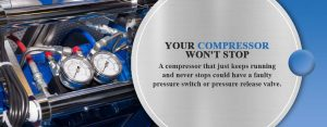 Your compressor won't start