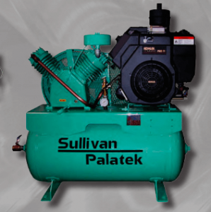 Sullivan-Palatek Lubricated Reciprocating Air Compressors SPDO Series