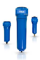 Titus Air Moisture Separators