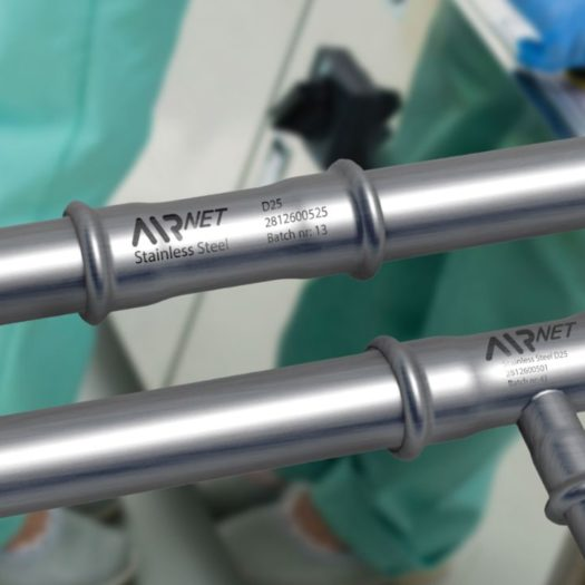 Atlas Copco AIRnet Stainless Steel