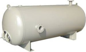 PENWAY LARGE HORIZONTAL w/Saddle 660 - 5000 Gallon