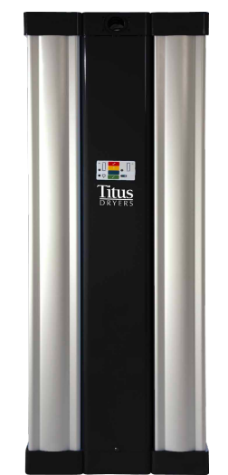 Titus Air TDD – Heatless Desiccant Dryers