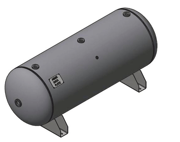 SPVG Large Horizontal Tanks