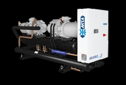 MTA Industrial Water-Cooled Chiller Aquarius Plus 2