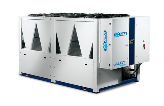 MTA Industrial Air-Cooled Chiller Galaxy Tech
