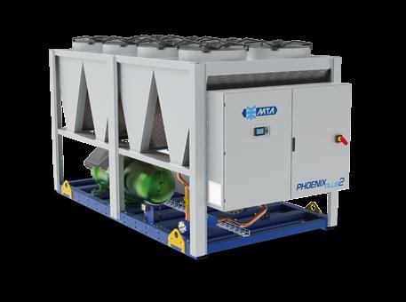 MTA Industrial Air-Cooled Chiller Phoenix Plus 2