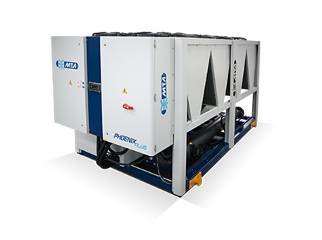 MTA Industrial Air-Cooled Chiller Phoenix Plus