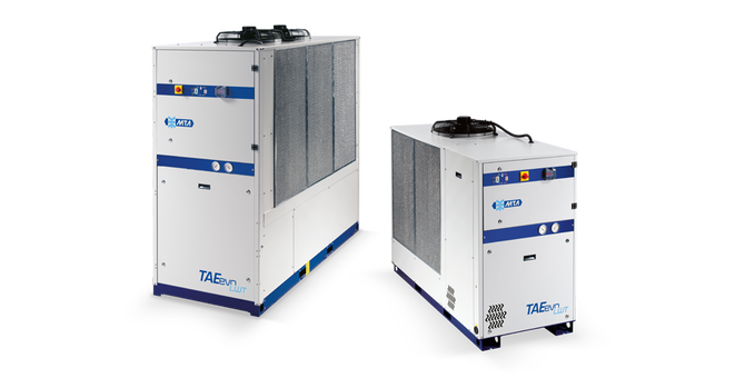 MTA Industrial Air-Cooled Chiller TaeEVO LWT