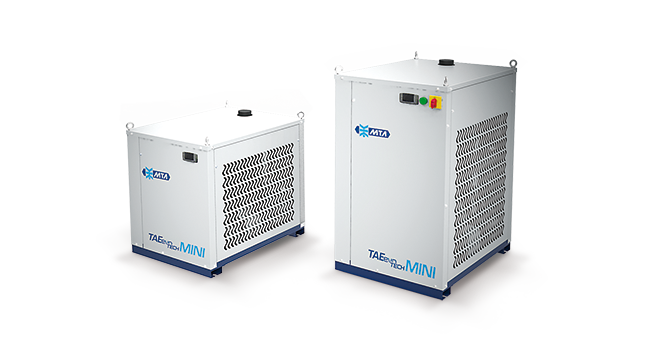 MTA Industrial Air-Cooled Chiller TaeEVO TECH MINI