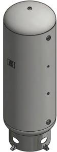 vertical air receiver tanks svpg