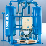 Boge- HRD – Heated Desiccant Dryers & HBP – Blower Purge Desiccant Dryers
