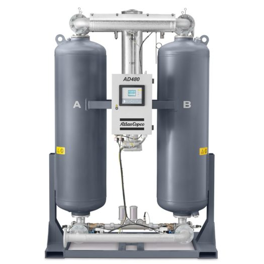 Atlas Copco Desiccant Air Dryers AD