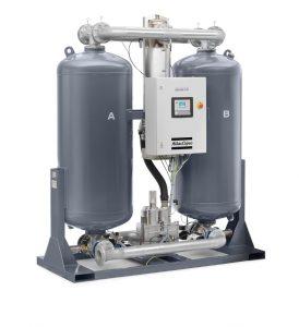 Atlas Copco Desiccant Air Dryers BD