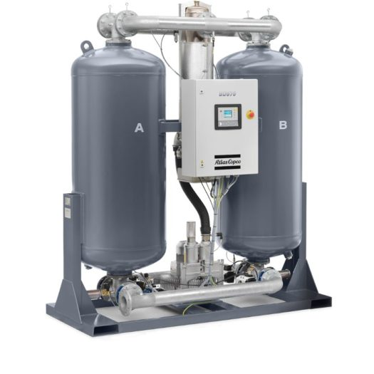 Atlas Copco Desiccant Air Dryers BD