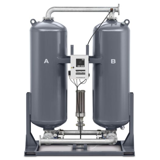 Atlas Copco Desiccant Air Dryers CD