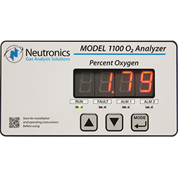 Neutronics Air Compression System Monitoring Equipment 1000 Series
