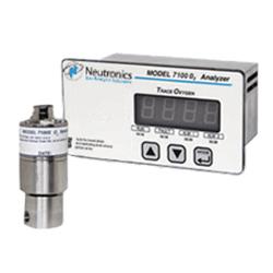 Neutronics Air Compression System Monitoring Equipment 7100 Series