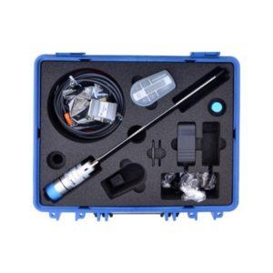 VP Instruments Air Compressor Monitoring Equipment VPFlowScope DP flow meter