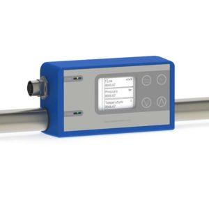 VP Instruments Air Compressor Monitoring Equipment VPFlowScope In-line 3:8
