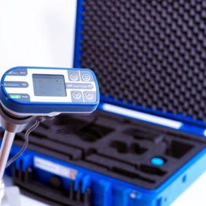 VP Instruments Air Compressor Monitoring Equipment VPFlowScope M start kit