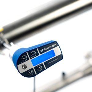 VP Instruments Air Compressor Monitoring Equipment VPFlowScope probe flow meter