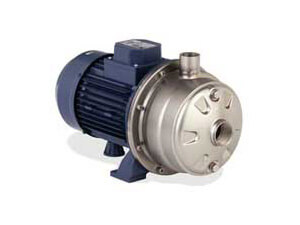 General Air Products : Ebara 2CDU Series 2-Stage End Suction Centrifugal Pumps