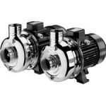 General Air Products : Ebara DWO Series Open Impeller End Suction Centrifugal Pumps