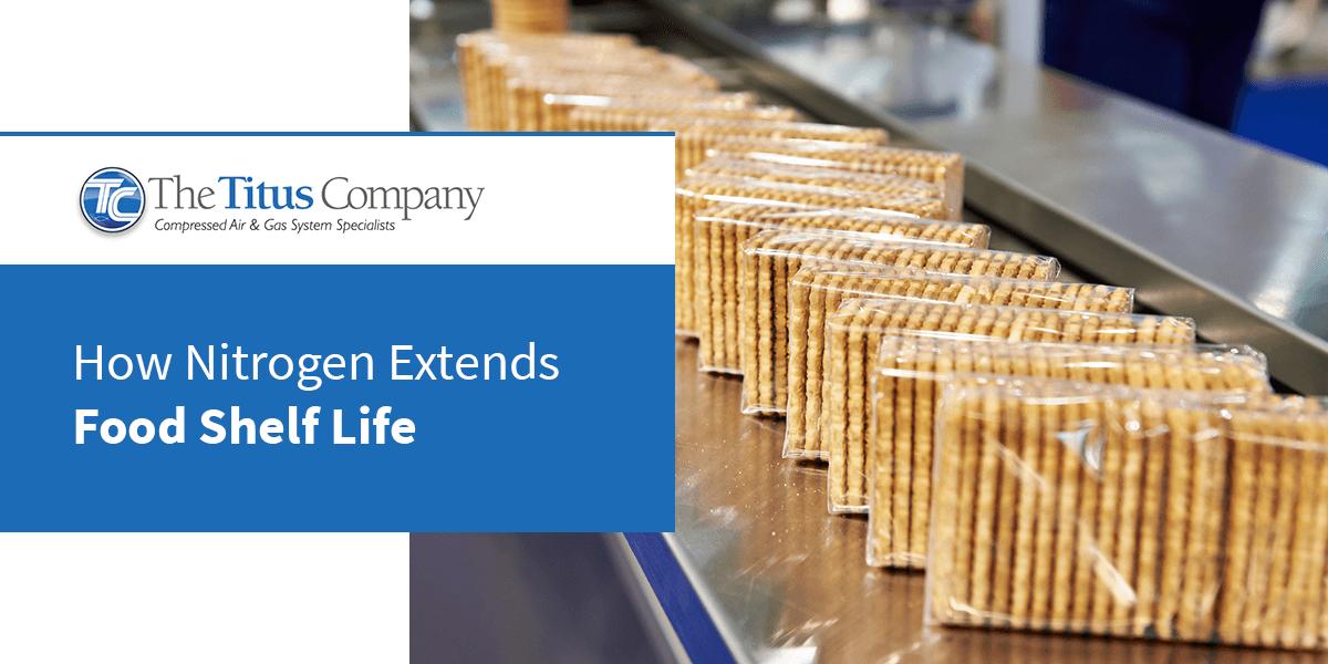How Nitrogen Extends Food Shelf Life