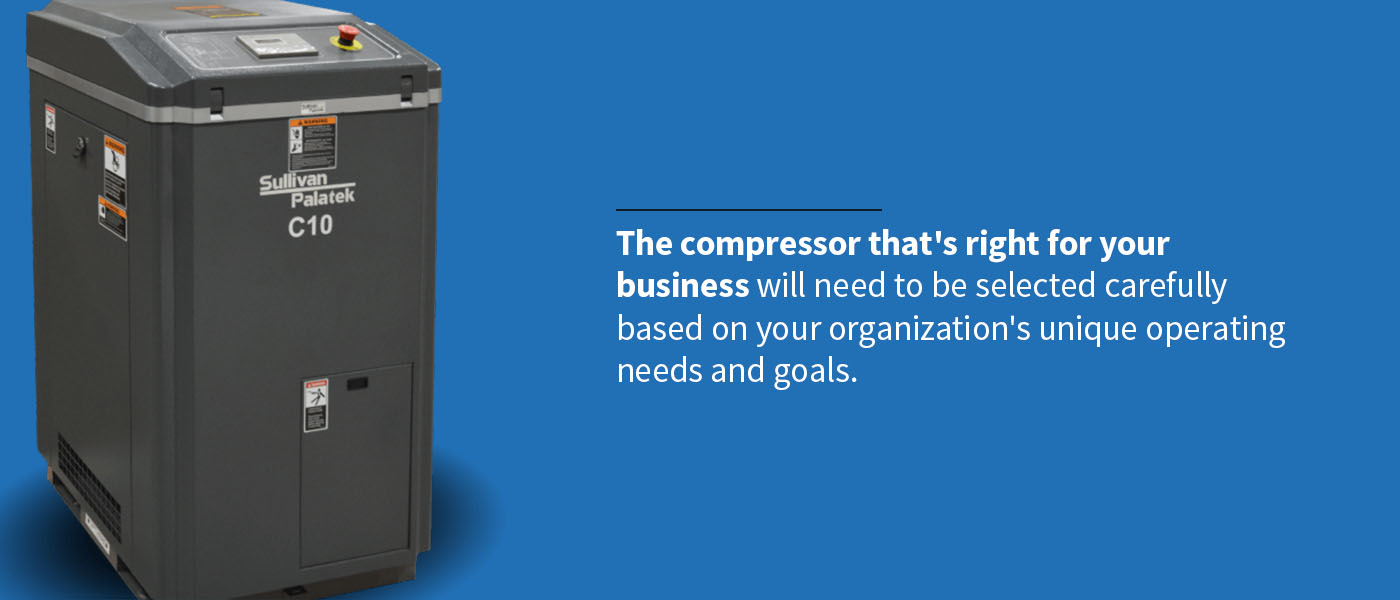 Is a Piston or Screw Compressor Right for Your Project?