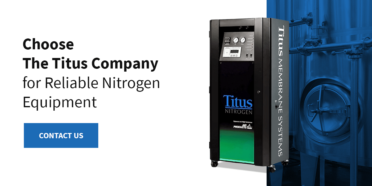 Working With Reliable Nitrogen Equipment